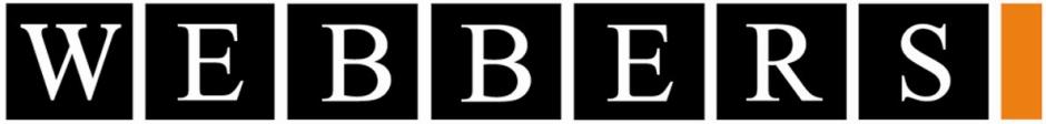 webbers furniture perth logo