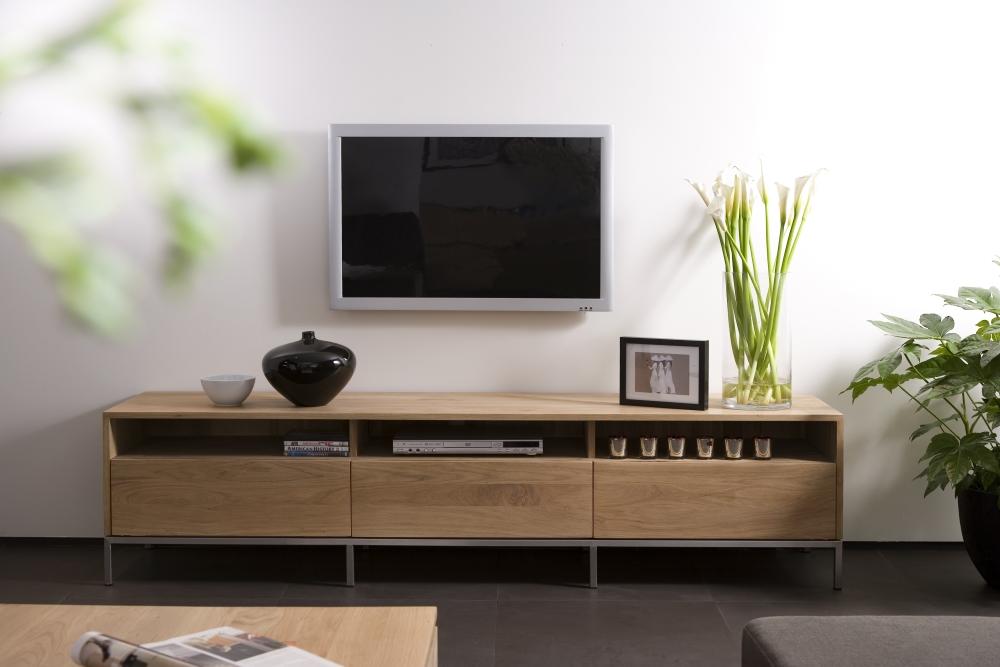 Oak Ligna Tv Unit Insitu Fullsize