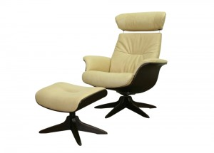 cream coloured lounge chair perth